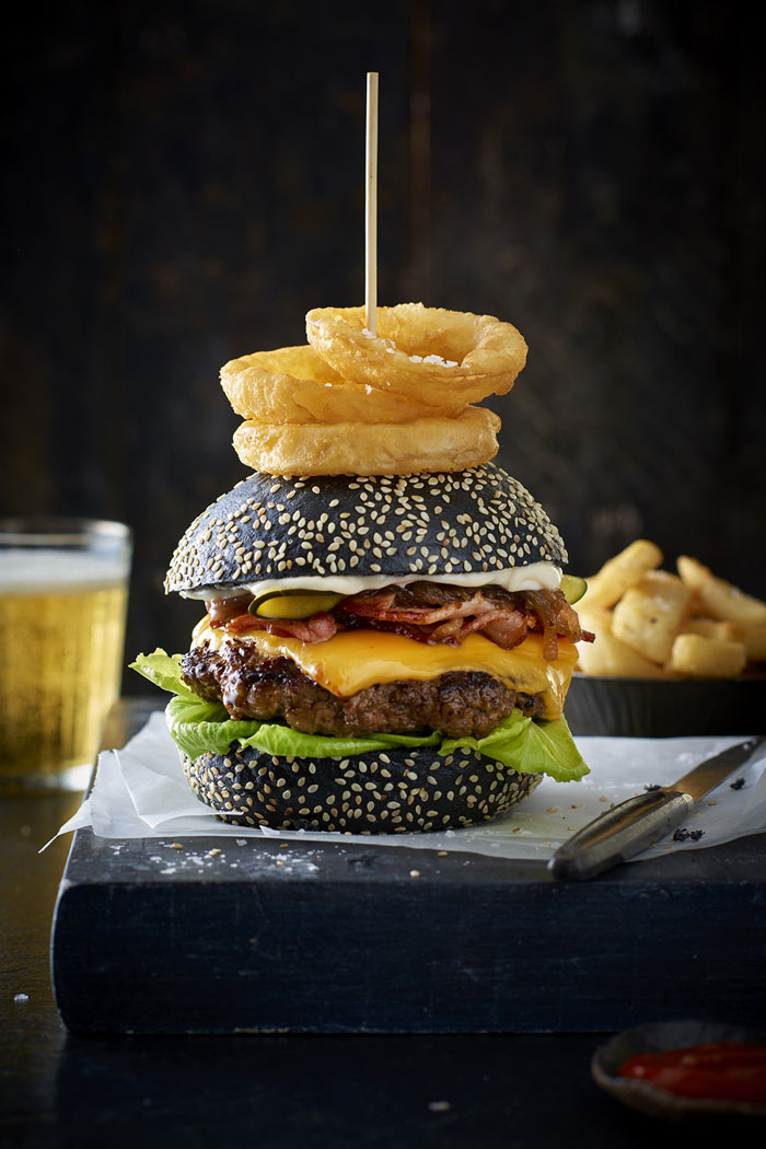 Charcoal-Burger